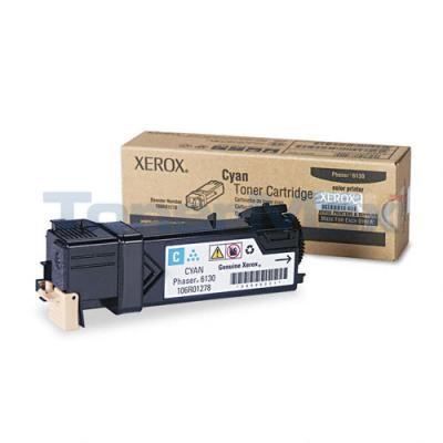 XEROX PHASER 6130 TONER CARTRIDGE CYAN